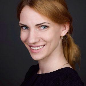 Анна Третьякова, копирайтер